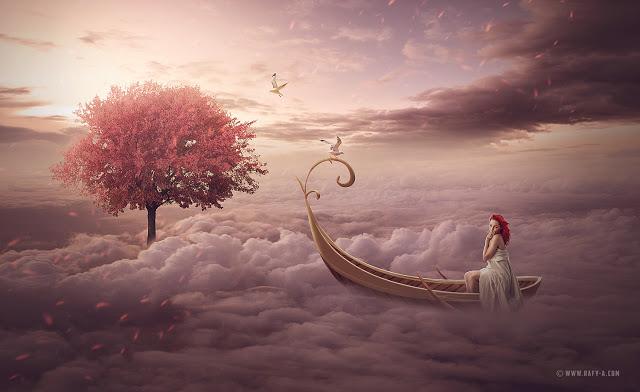 Rafy A Photoshop后期合成视频 云端之上的幻想 收集整理 第1张