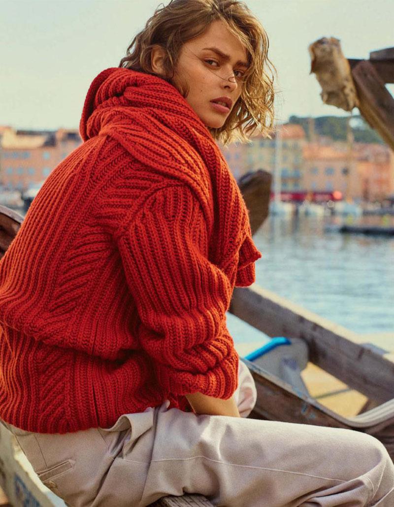 Vogue UK July 2017 英国版七月份杂志摄影作品 审美灵感 第8张