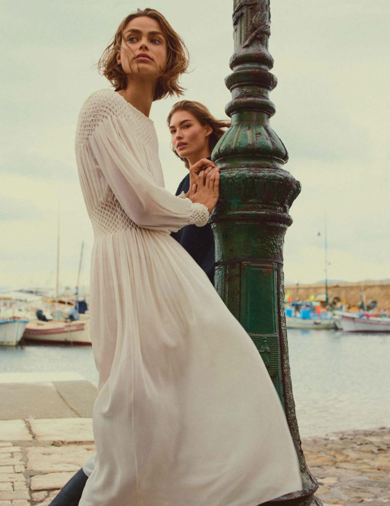 Vogue UK July 2017 英国版七月份杂志摄影作品 审美灵感 第10张