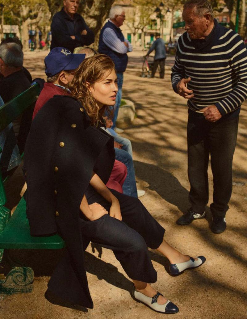 Vogue UK July 2017 英国版七月份杂志摄影作品 审美灵感 第5张