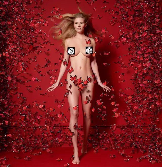Antidote 杂志 red room的超现实主义大片 时尚图库 第13张