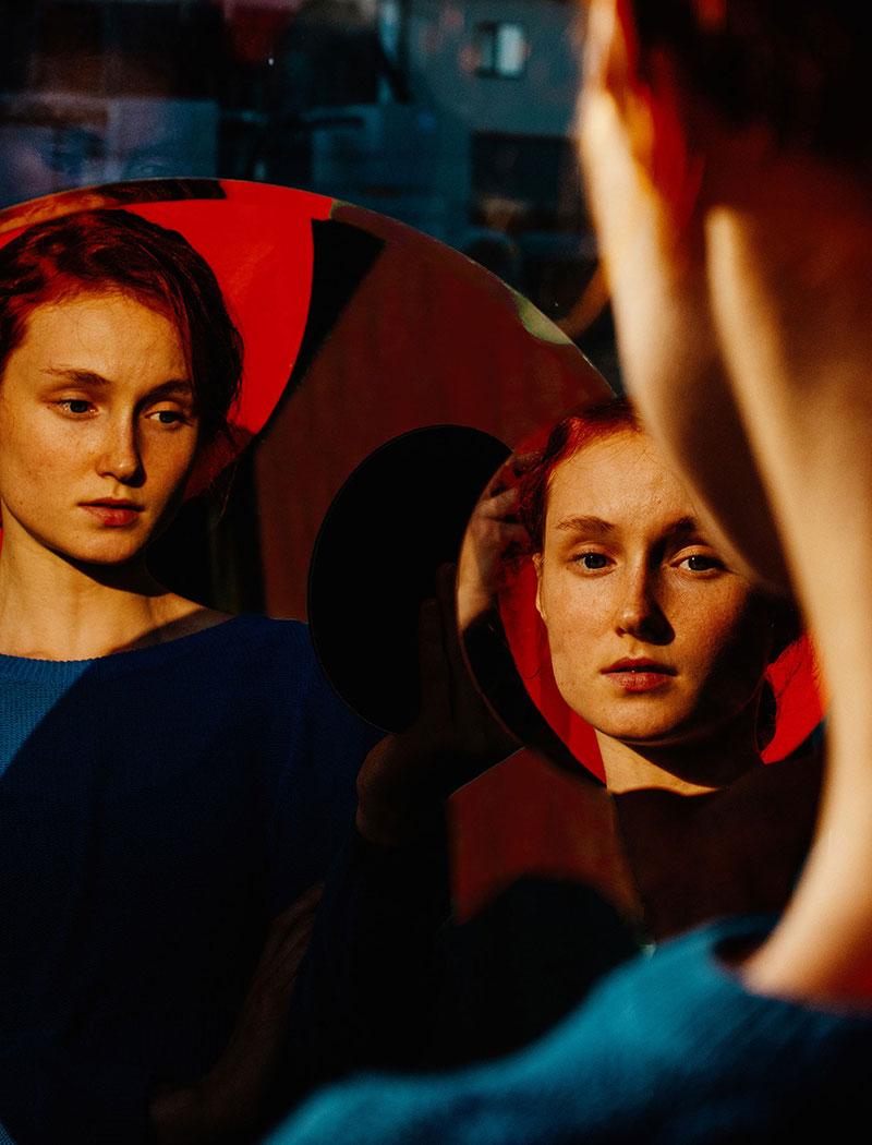 乌克兰美女人像摄影师MartaSyrko 人像作品【for a dancer】 时尚图库 第3张