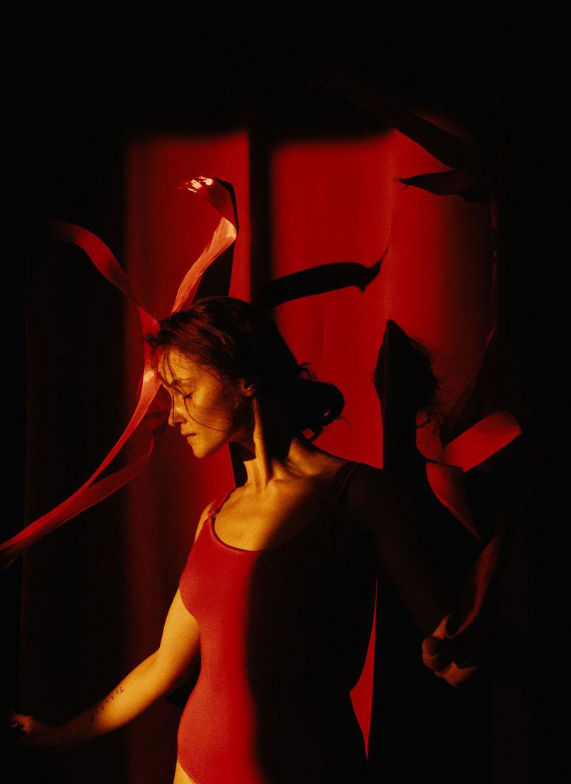 乌克兰美女人像摄影师MartaSyrko 人像作品【for a dancer】 时尚图库 第2张