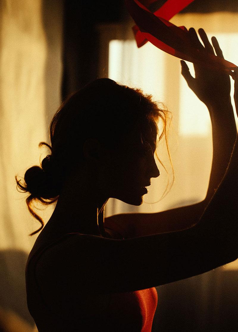 乌克兰美女人像摄影师MartaSyrko 人像作品【for a dancer】 时尚图库 第14张