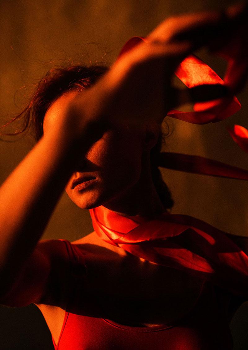 乌克兰美女人像摄影师MartaSyrko 人像作品【for a dancer】 时尚图库 第9张