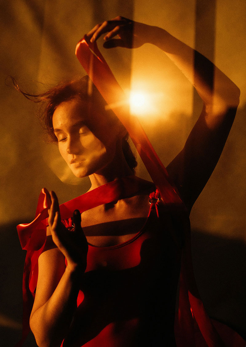 乌克兰美女人像摄影师MartaSyrko 人像作品【for a dancer】 时尚图库 第11张