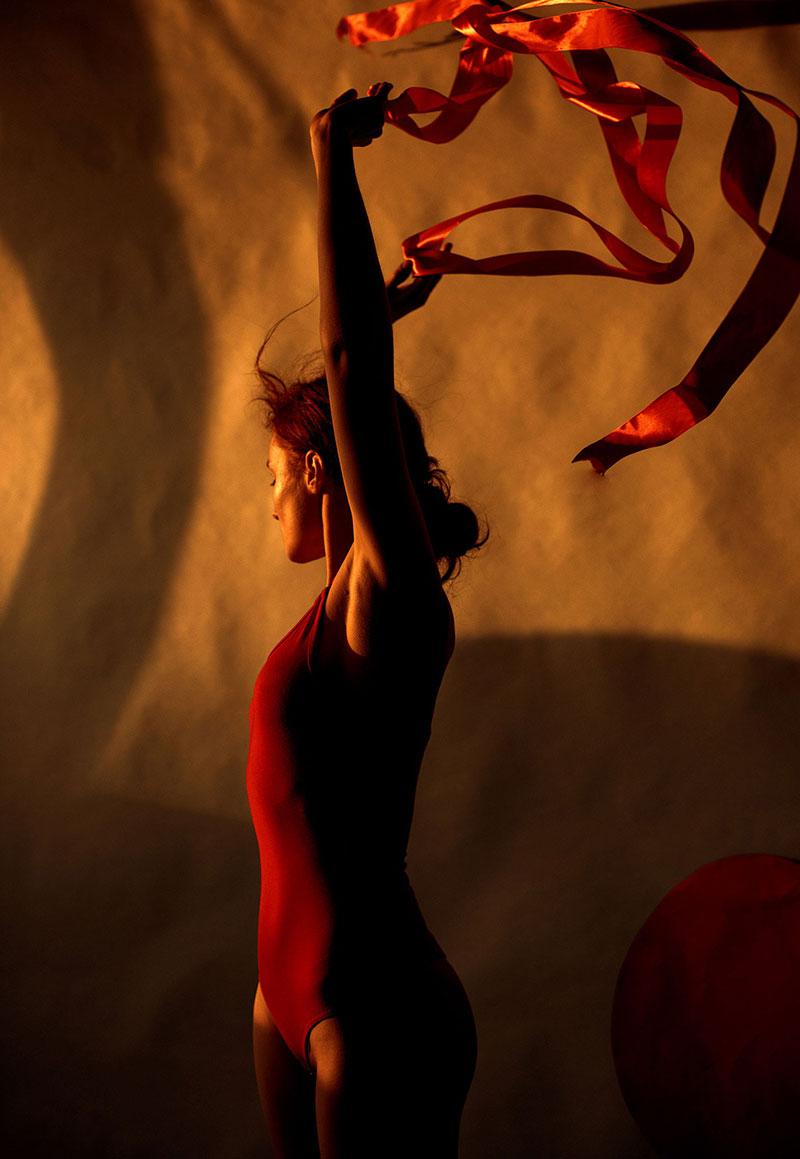 乌克兰美女人像摄影师MartaSyrko 人像作品【for a dancer】 时尚图库 第12张