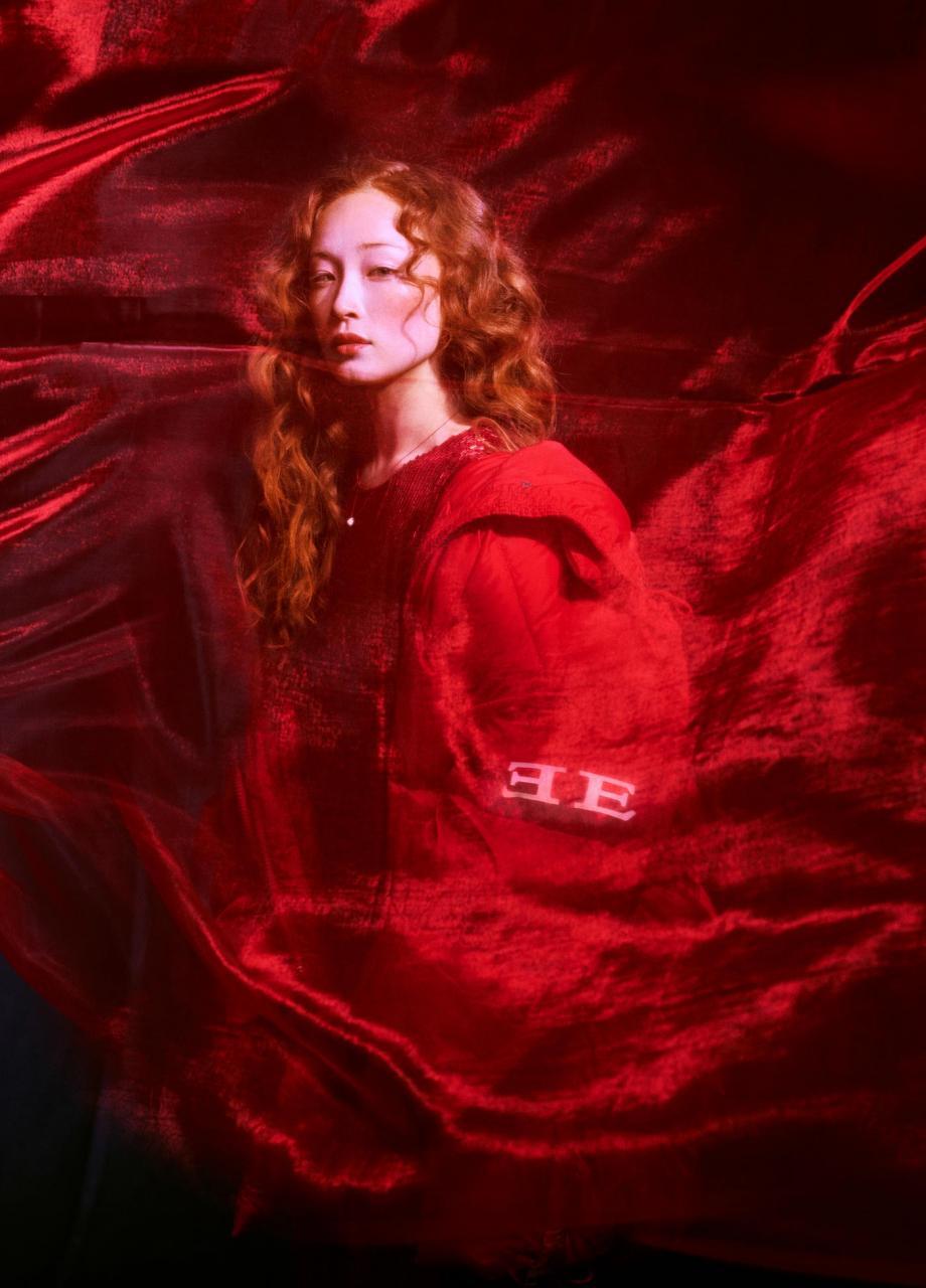 Elizaveta Porodina 红色主题摄影 Havana 时尚图库 第7张