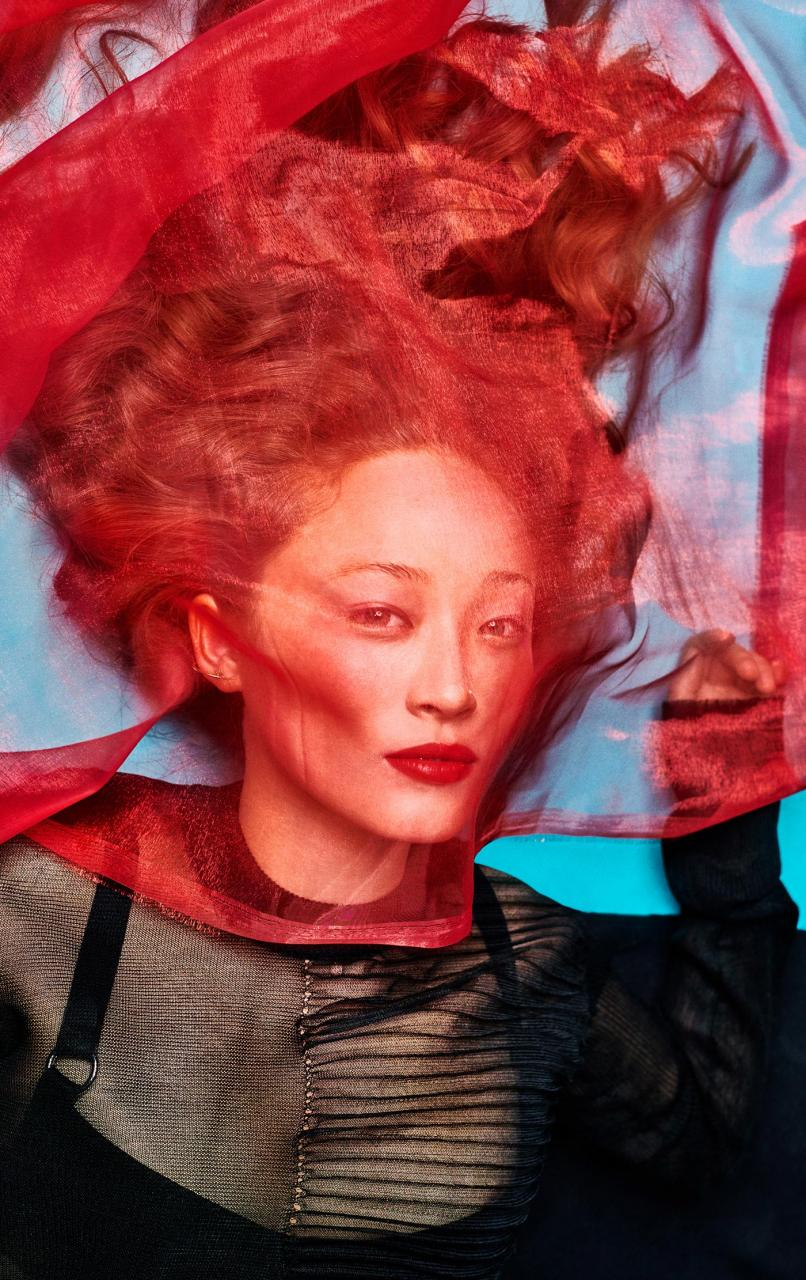 Elizaveta Porodina 红色主题摄影 Havana 时尚图库 第10张