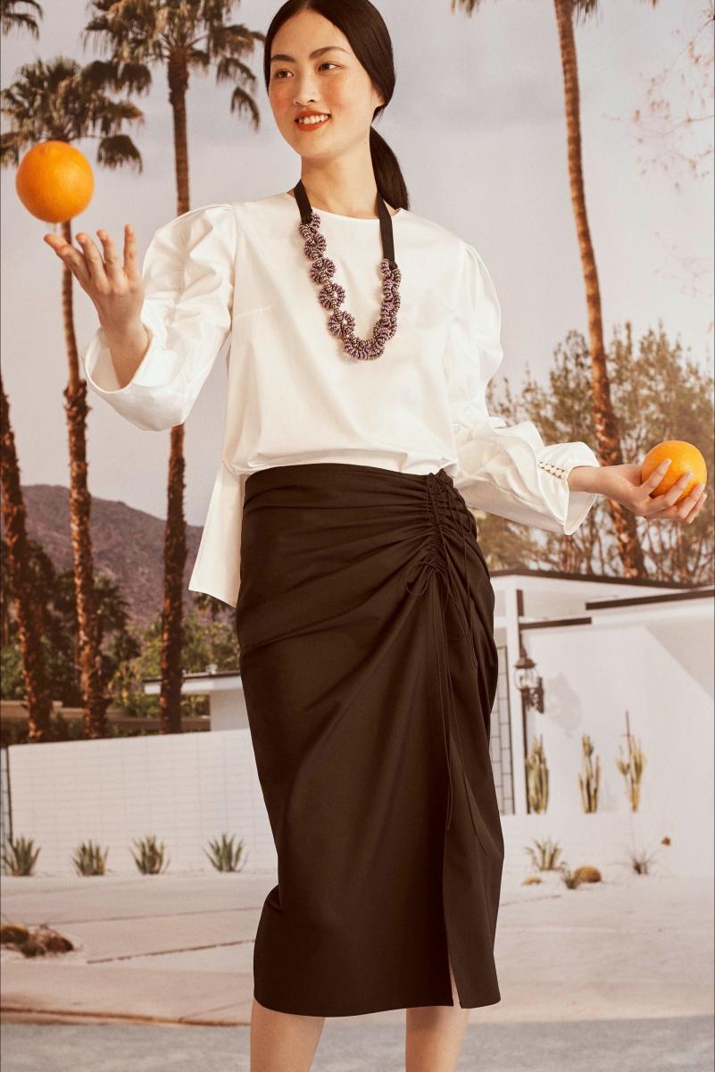 VOGUE Pre-Spring 2019 Carolina Herrera New York 审美灵感 第20张