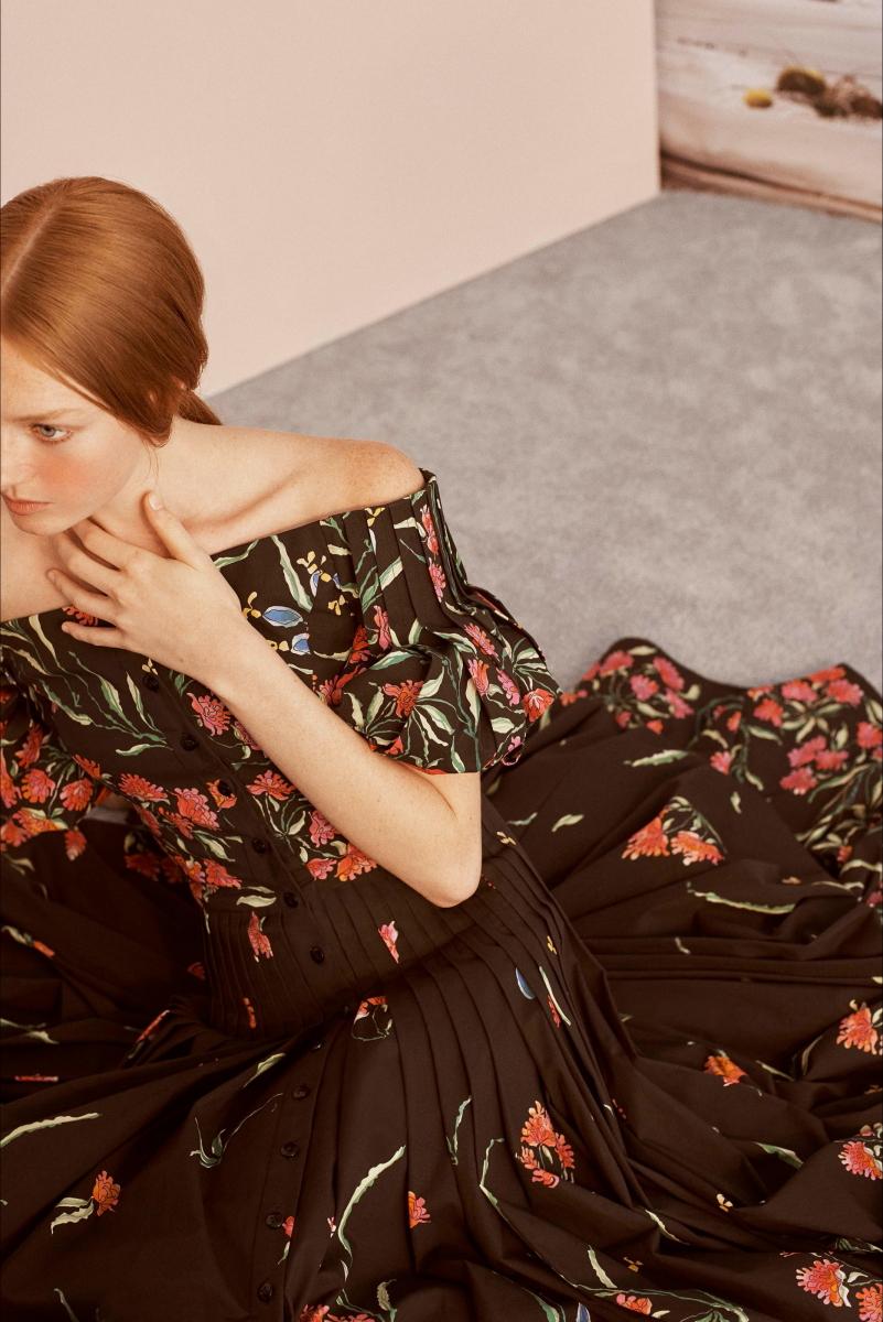 VOGUE Pre-Spring 2019 Carolina Herrera New York 审美灵感 第40张