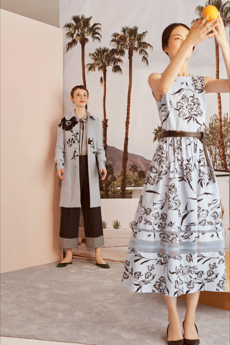 VOGUE Pre-Spring 2019 Carolina Herrera New York 时尚图库 第41张