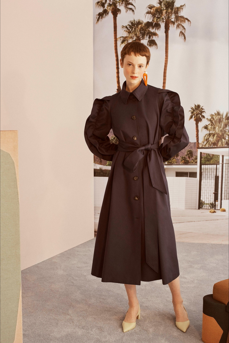VOGUE Pre-Spring 2019 Carolina Herrera New York 时尚图库 第15张