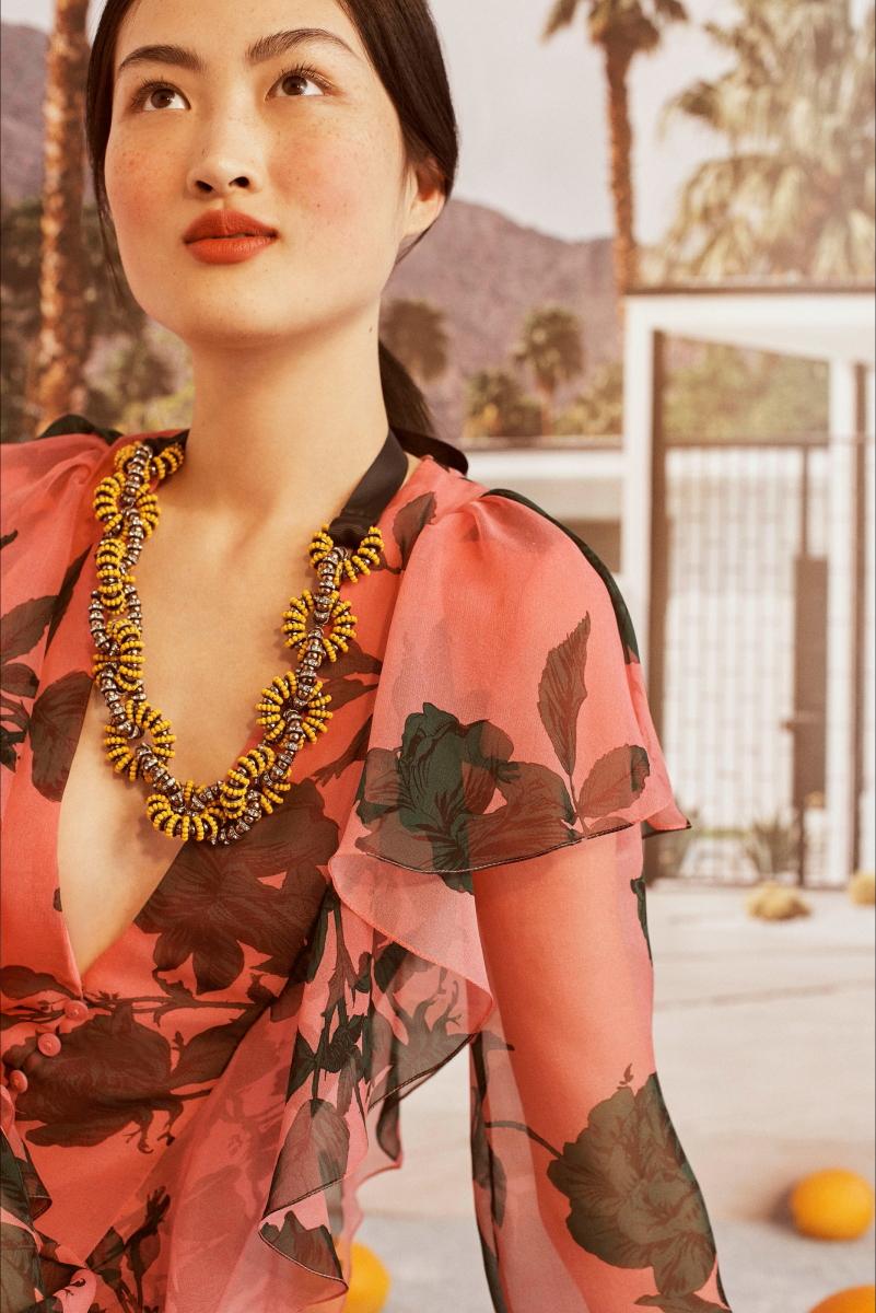 VOGUE Pre-Spring 2019 Carolina Herrera New York 审美灵感 第37张