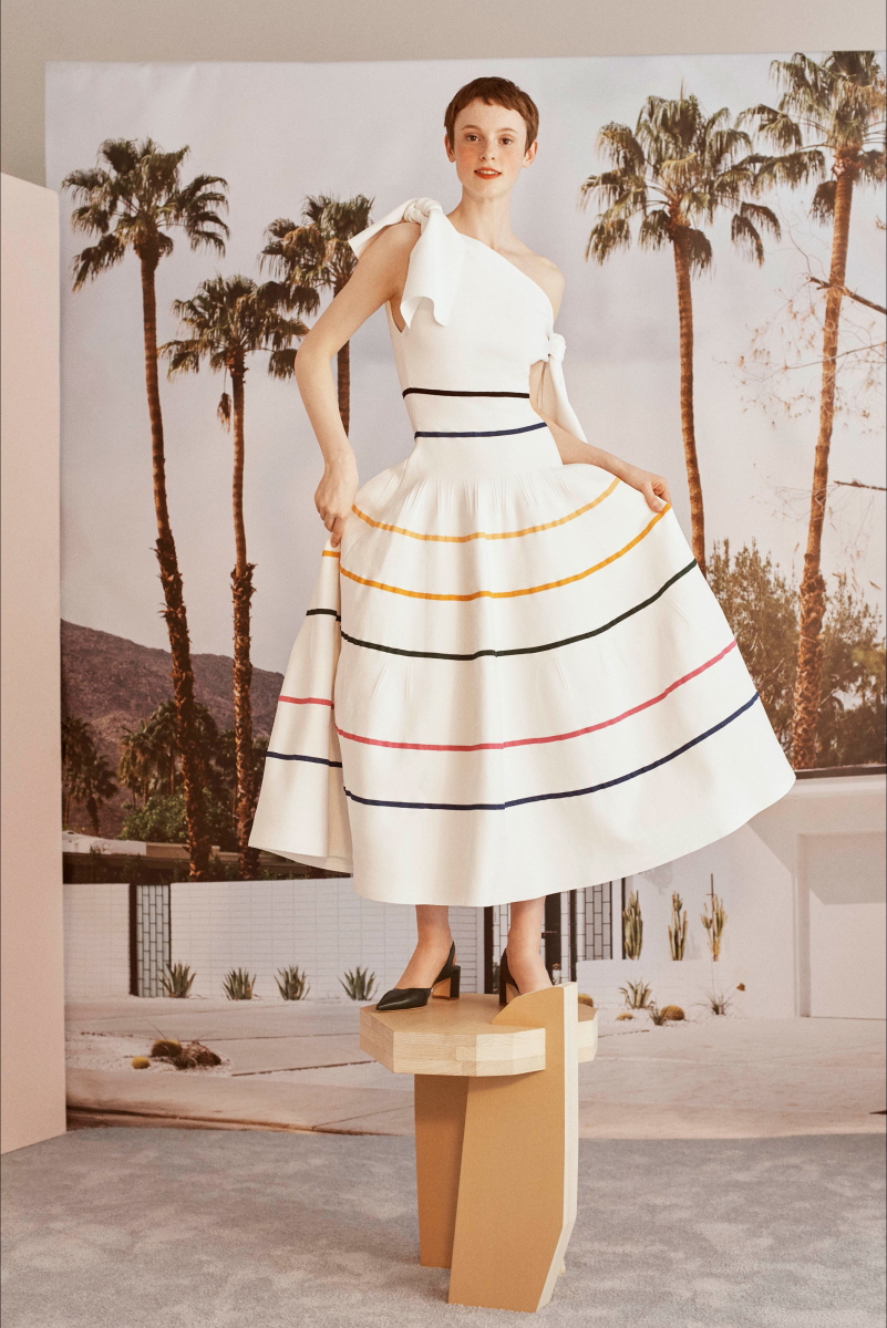 VOGUE Pre-Spring 2019 Carolina Herrera New York 审美灵感 第35张