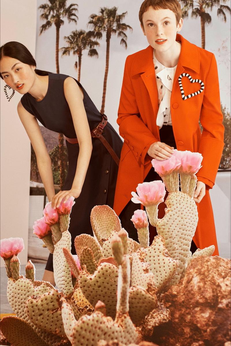 VOGUE Pre-Spring 2019 Carolina Herrera New York 审美灵感 第6张