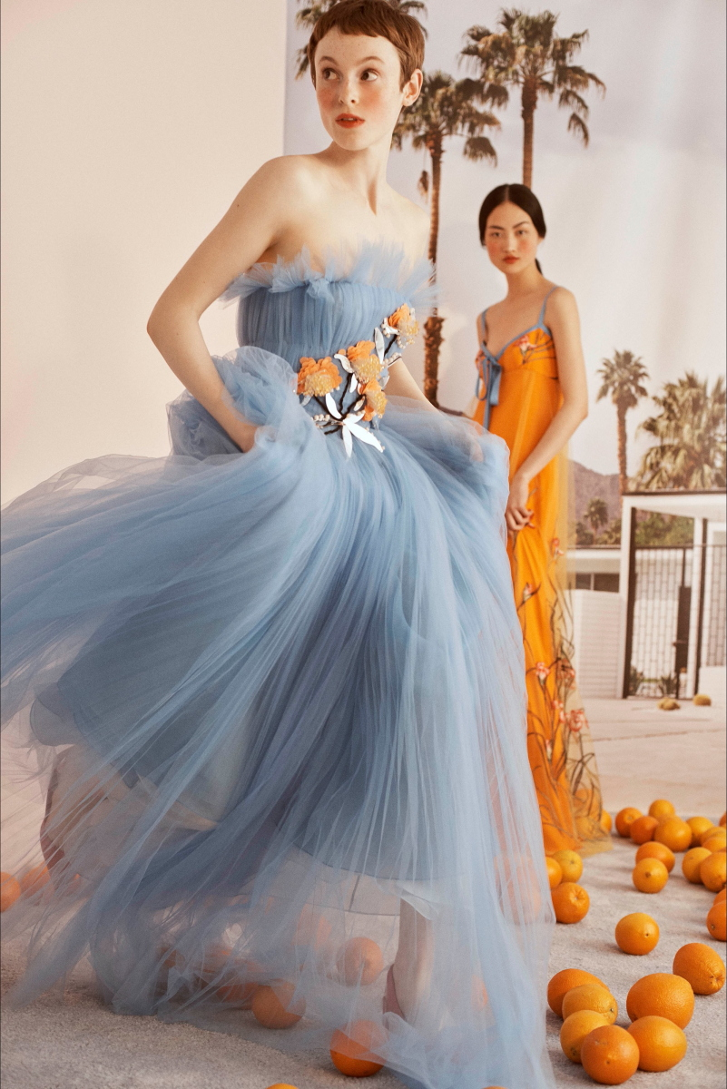 VOGUE Pre-Spring 2019 Carolina Herrera New York 时尚图库 第7张