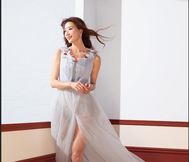 RAW原图 cr2格式修图练习素材 林志玲青灰纱裙生图 收集整理 第2张