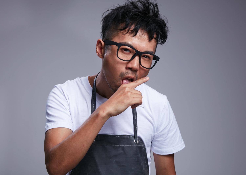 人像修图JPG素材 演员薛文彬某电影定妆照生图第2组 收集整理 第1张