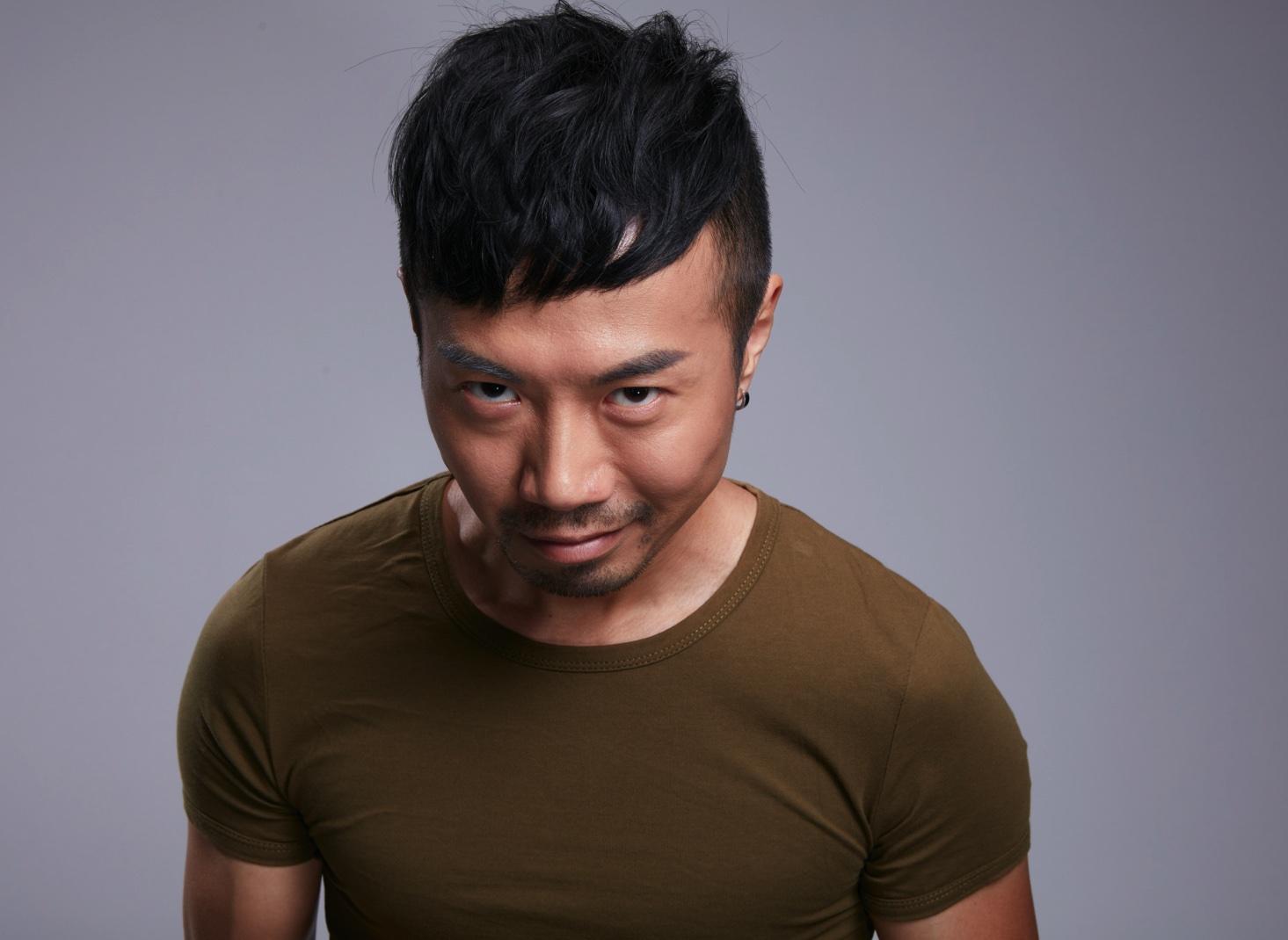 人像修图JPG素材 演员薛文彬某电影定妆照生图第1组 收集整理 第1张